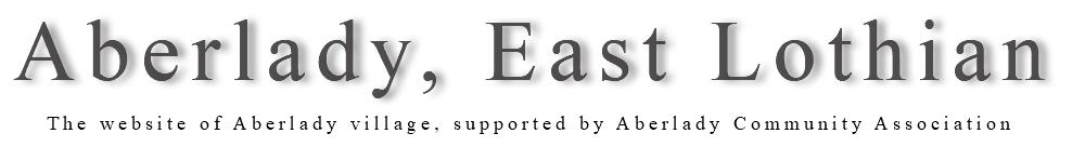 Aberlady, EastLothian Logo